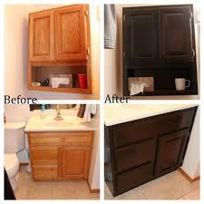 bathroom cabinets espresso wooden bathroom cabinet white marble
