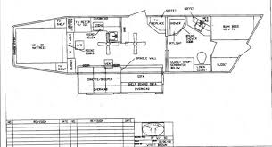 custom floorplans living quarters trailers floorplans trailers living