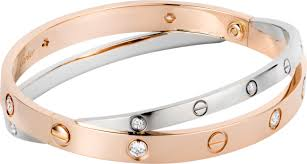 bracelet cartier love images Love by cartier jpg