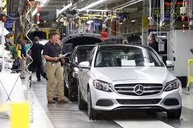 mercedes employees top paid in industry pay benefits average 65