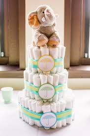 creativo loft baby shower elephants u0026 umbrellas partyslate