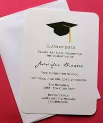 graduation invitation bright u0026 bold graduation invitation 21