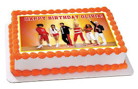high cake topper high school musical edible birthday cake edible prints on cake