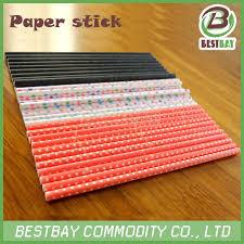 wholesale lollipop sticks colored paper lollipop sticks printed wholesale lollipop