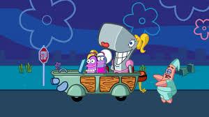spongebob moves in u2014 kevin rutledge