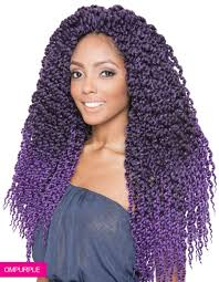 crochet hair afri naptural braid bulk cubic twist 3d split twist