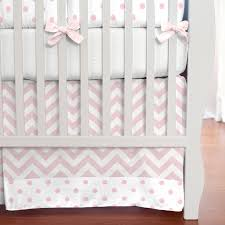 white and pink baby bedding beautiful pink decoration