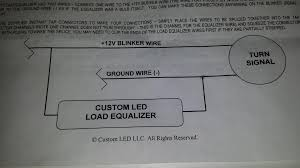 integrated led tail light wiring 1198s ducati org forum the