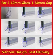 Shower Door Magnetic Strips by Shower Door Seals Bath Ebay