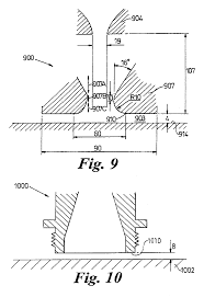patent us20040094848 gas eductors and gas eductor flotation