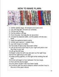 How To Make A Rug From Plastic Grocery Bags Turning Plastic Bags Into Sleep Mats For Homeless The Savvy Age