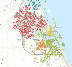 Jensen Beach Florida Map by Orghunter Charitable Foundation U2013 Mapping Charities In The United