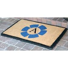 Personalized Outdoor Rugs Customized Front Door Mats Out S S Personalized Outdoor Front Door