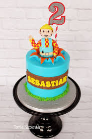 107 best bob the builder cake images on pinterest bob the