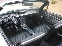 ford mustang 1967 interior 1967 ford mustang gta convertible 71048