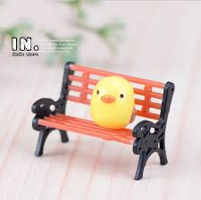 aliexpress com buy cute mini chair bench home decor miniatures