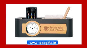 premium wooden table tops clock mobile and pen holder manufacturers in delhi