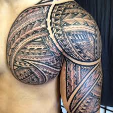 chest the best polynesian tattoos in the world