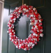 Red Ribbon Door Decorating Ideas 40 Christmas Door Decorating Ideas Christmas Celebrations