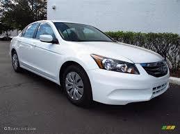 2012 white diamond pearl honda accord lx sedan 61761027