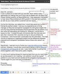 Thank You For Taking The Time To Review My Resume Thank You Letter Template Sample And Writing Guide Resume Genius