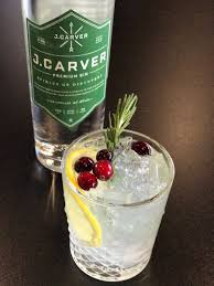 vodka tonic recipe j carver distillery jcarverspirits twitter
