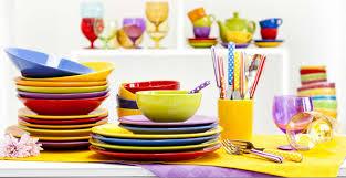 piatti e bicchieri di plastica colorati dalani piatti di plastica colorati per e picnic