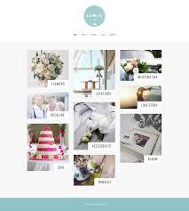 Couple Photo Album Wedding Accessories Wordpress Theme
