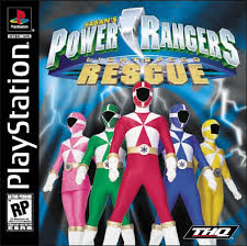 power rangers lightspeed rescue ntsc iso u003c psx isos