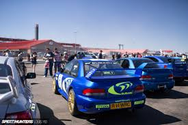 subaru justy rally subiefest 2016 celebrating all things subaru speedhunters