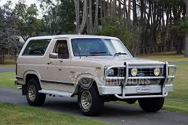 ford bronco sold ford bronco xlt station wagon auctions lot 27 shannons