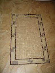 pebble stone shower floor design style haammss