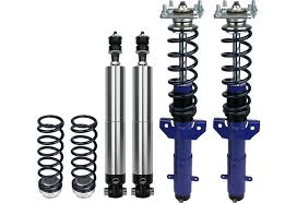 mustang suspension steeda mustang coilovers stage 3 competition 05 14 gt v6