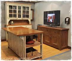ilot de cuisine en bois le futur antérieur comptoir de cuisine îlot fabrication 92