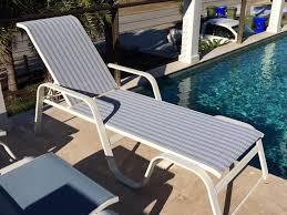 charleston patio furniture repair replacement sling and strap