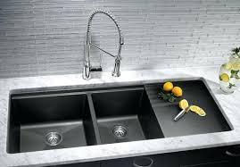 black granite composite sink kitchen sink black granite best granite composite kitchen sinks
