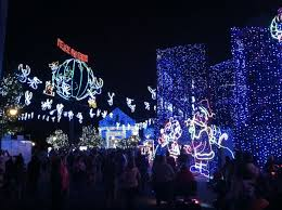 The Dancing Lights Of Christmas by Final Year For Osborne Family Spectacle Of Dancing Lights At