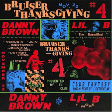 lil b to join danny brown for bruiser thanksgiving event in