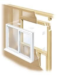 Building An Exterior Door Frame How To Replace A Window Frame How Tos Diy