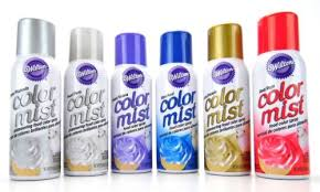 grand food coloring spray worlds first edible tasteless can 224