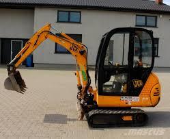 jcb 8017 mini excavators u003c 7t mini diggers year of