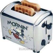 ariete tostapane ariete 116 disney toaster topolino tostiera