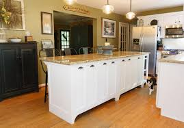 hand crafted custom kitchen island by greg pilotti furniture maker