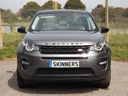 land rover black 2015 used 2015 land rover discovery sport td4 hse black 7 seats for