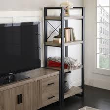 walker edison u0027s media tower walkeredison livingroom storage