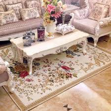 Rose Area Rug Rose Rugs And Carpets For Home Living Room Soft Coral Velvet