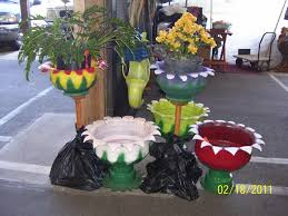 How To Use Old Tires For Decorating 274 Best Old Tires Put To Use Images On Pinterest Recycled Tires