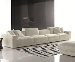 divani in piuma d oca 5 divani per un salotto piccolo ma attrezzato arredamento