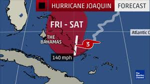 The Bahamas Map Hurricane Joaquin Hits The Bahamas Nbc News