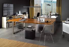 kitchen modern design ideas using grey metal stacking chairs and